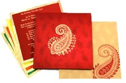 Wedding Card Designing