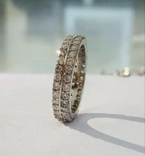 Stone Band Ring