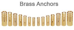 JCBI INDIA Natural Brass Drop Anchors, For Hardware Fitting