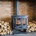 Mild Steel Wood Stove
