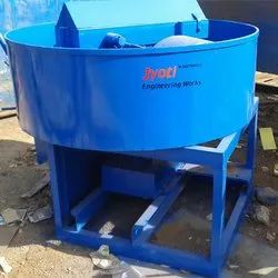 MS Pan Concrete Mixer