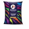 Indigo Gold Series Polymer Putty, For Interior And Exterior