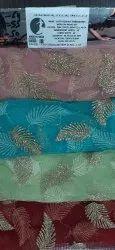 Mono Net Heavy Codding Embroidery Work Fabric