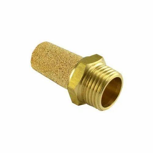 Brass Silencer
