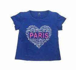 Beautiful Love Design Top For Girls