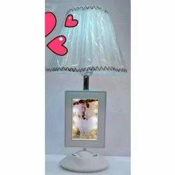 Magic Mirror With Lamp