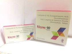 Coenzyme Q10 Tabs For Franchise
