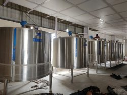 Water Storage Tank Fully Stainless Steel