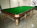 JBB Designer Steel Cushion Billiard Table