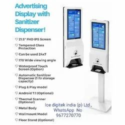 Wholesale Portable Electric Automatic Hand Sanitizer Dispenser Touchless Hand Sanitizer