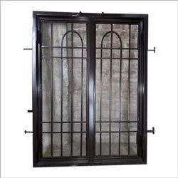 Iron Window Grill, For Home, Rectangular