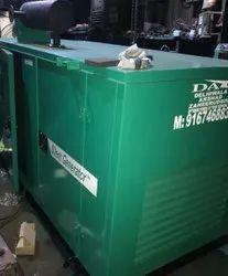 20 kVA Used Bajaj M Silent Industrial Portable Generator Set