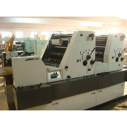 Adast Dominant 725 P Double Color Offset Printing Machine