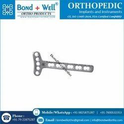 Orthopedic Distal Radius Locking Plate