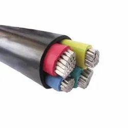Unarmored Cable, 4 Core