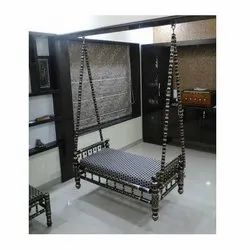 Sankheda Handicraft Wooden Swing