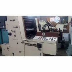 Fuji 52 Single Color Offset Printing Machine