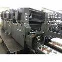 Heidelberg MOVPH 4 Color Offset Printing Machine