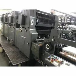 Heidelberg MOVPH 4 Color Offset Printing Machine