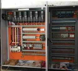 PLC Drive Panel, For Industrial