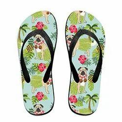 Ladies Casual Wear Comfort Slipper