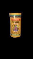 100gm Sambar Powder, Packaging Type: Tin