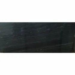 Big Slab Black Galaxy Marble, For Flooring, Thickness: 15-20 mm