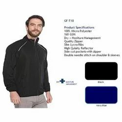 Unisex 100 % Micro Polyester Actifit Reflector Jacket, For Common use