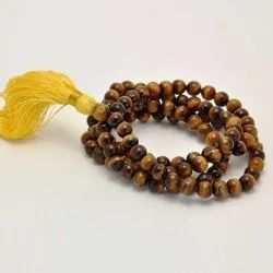 8mm Tiger Eye Jap Mala