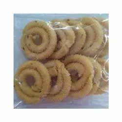 Fried Salted Murukku, Packaging Size: 1 Kg