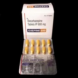 Oxcarbazepine 600 Mg Talet