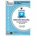 Fsecure Internet Security 1pc 1year