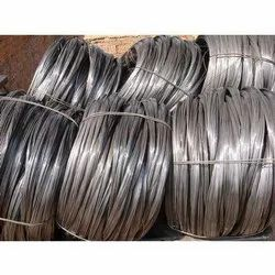 Rukmani 4 Mm 20 Gauge MS Binding Wires, For Construction, Thickness: 2.5 Mm
