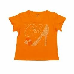 NEW SIMPLE CASUAL TOP FOR GIRLS