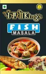 Punjabi King's Fish Masala, Packaging Size: 16g