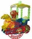 Horse Bogie Kiddie Amusement Ride Game
