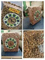 California Almond, Grade: Regular & Jumbo, Packaging Type: Vacuum Bag