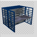 MS Sheet Storage Rack