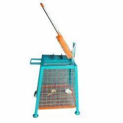 Manual Tender Coconut Cutting Machine