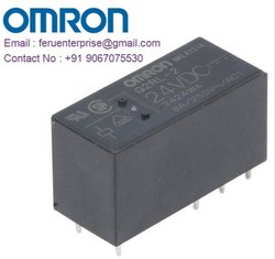 Omron G2RL-2 24VDC PCB Relay