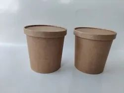 Kraft Paper Container 750 ml