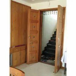 10-15 Days Wooden Door Designing Service
