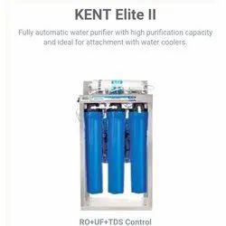 SS Kent Elite Ii 50 LPH Ro Water Purifier