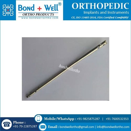 Orthopedic Interlocking Nail