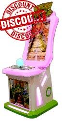 Temple Run Arcade Game Machine