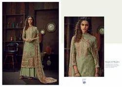 Pashmina Fancy Palazzo Salwar Suit