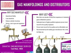 Gas Pipe Line Works And Maniflod System