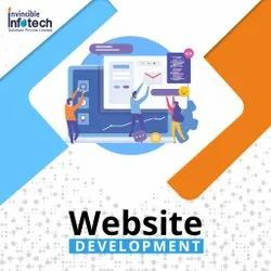 Website Development Services, With 24*7 Support