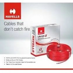 Life Shield HFFR Cables  1.0 SQ.mm to 6 S
