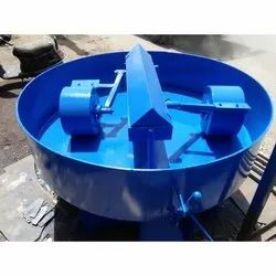 Castable Pan Mixer Machine